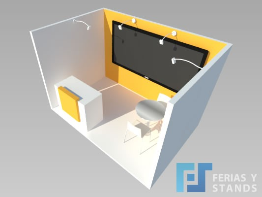 Stand 3 x 2 Interior 01